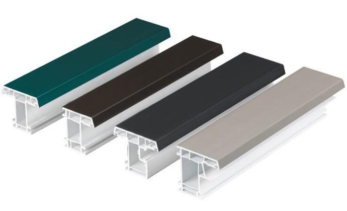 PVC型材转口